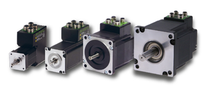 motion control integrated motors